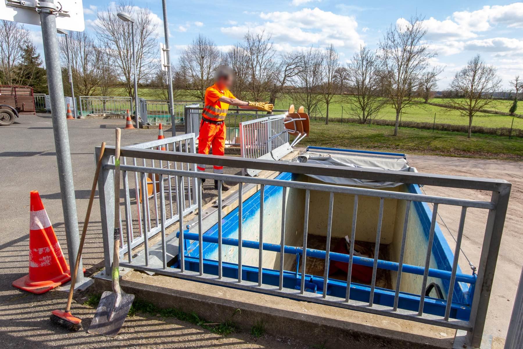 Lundi 18 mai – réouverture des déchèteries pour l'intégralité des déchets