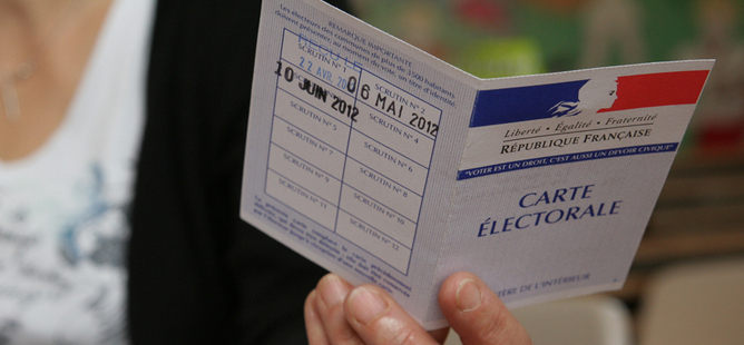 Informations importantes Elections